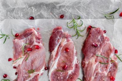 rozmaryn, sztuki mięsa